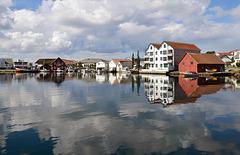 Rennesøy.  Vikevåg