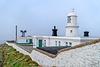 Pendeen Lighthouse and foghorns