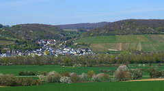 Blick auf Lohrsdorf