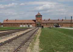 Poland Auschwitz-Birkenau  (#2349)
