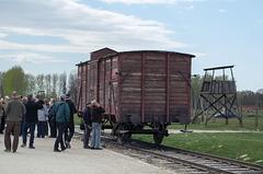 Poland Auschwitz-Birkenau  (#2353)