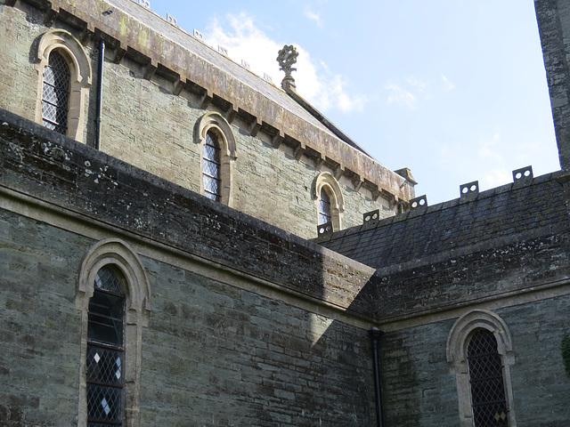 st mary magdalene church, tavistock, devon