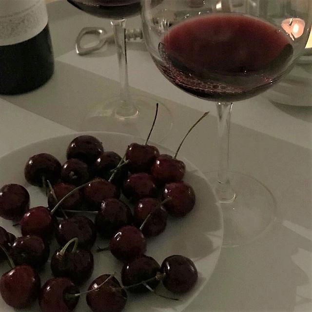 Accord mets et vin !