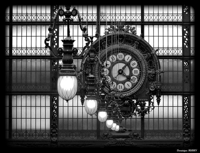 Lumiere du temps