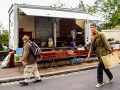 En Bretagne, un Marché