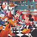 """Disney Friends - Disney Diner"""
