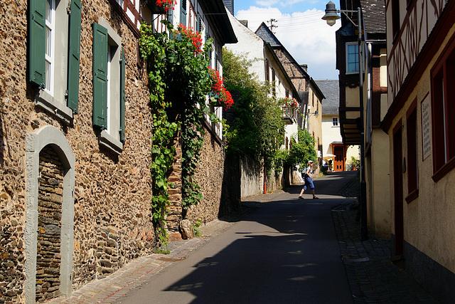 Weingasse in Enkirch