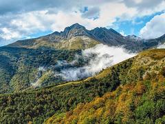 Otoño en Belagua. Navarra. Pirineos.