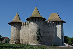 Moldova, Soroca Fortress