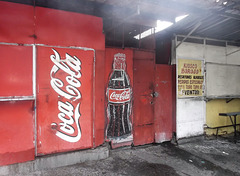 Coca-cola & Kiosko Borojo