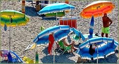 ombrelli coordinati