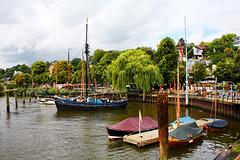 Hamburg, Museumshafen Övelgönne