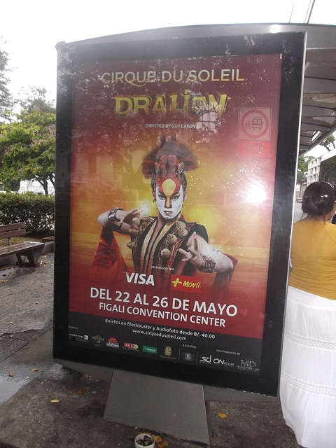 Cirque du Soleil au Panama