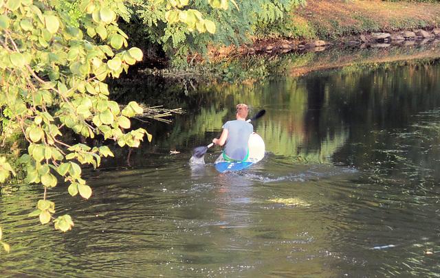 Braunschweig, Stadt am Wasser (der Oker)