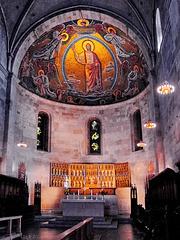 Lund, Domkyrka, Blick zum Altar