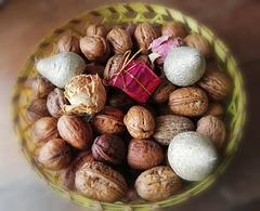 Les noix ont tout bon..