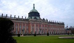 Allemagne/Germany/Deutschland   : Neues Palais