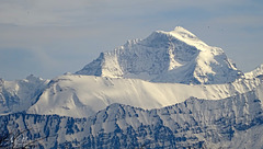 Jungfrau in Weiss
