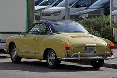 Schöner alter VW Karmann Ghia
