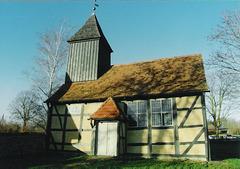 Klempenow - Kapelle bei der Burg