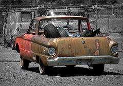 1962 Ford Falcon Ranchero