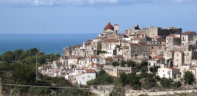 Vico del Gargano. Puglia