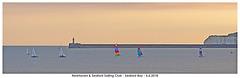 N&SSC sailing scene - panorama  - 6.6.2018