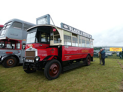 Preserved former London General S433 (XL 8940) at Showbus - 29 Sep 2019 (P1040445)