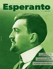 Revuo Esperanto 2020 n-ro 4