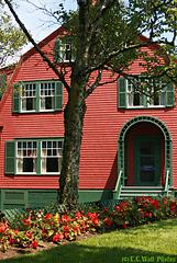 Gable End - Campobello Cottage
