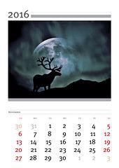 Cuando la Luna nos deja su esplendor.!!! ( Montaje.)
