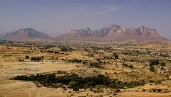 Gheralta mountains, Ethiopia