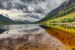 Colours of Loch Etive