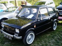 Fiat 126 - 1974.