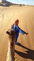 ... ab in die Wüste