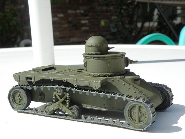 1:35 Christie M1919 medium tank