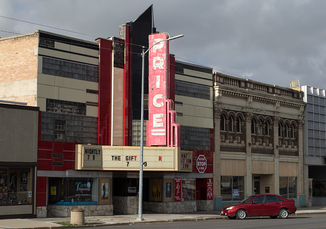 Price UT Price theater (#0069)