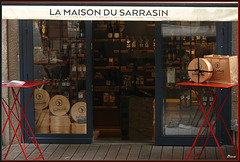 La Maison du Sarrasin -St Malo Vieille Ville