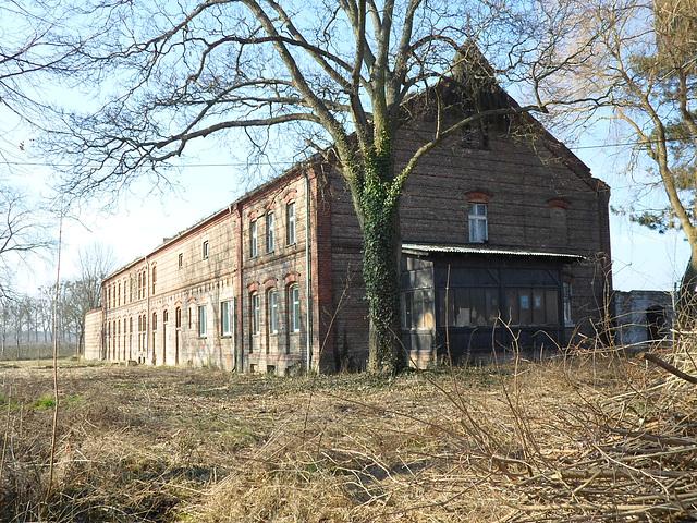 Gutshaus in Potsdam-Satzkorn