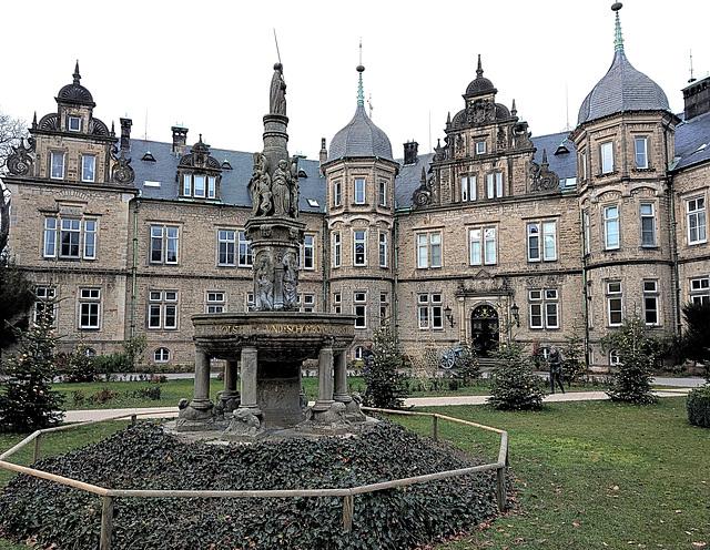 HFF - Weihnachtszauber auf Schloss Bückeburg