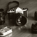 Nostalgic Photographic Equipment circa 1978