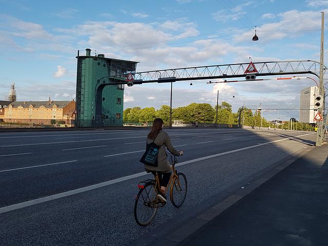 Kopenhagen ist eine Radfahrerstadt