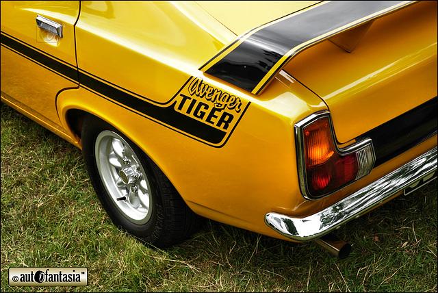 1972 Hillman Avenger Tiger - JBU 737L