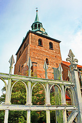 Lüneburg, Kirchturm St. Michaelis ...  HFF !