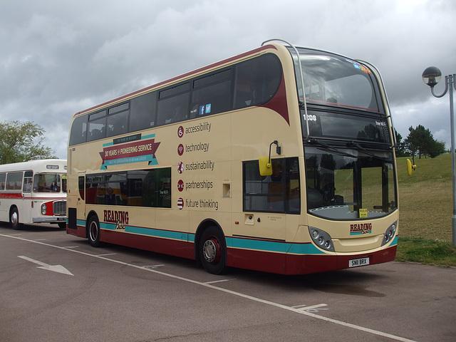 DSCF47 Reading Buses SN11 BRX - 'Buses Festival' 21 Aug 2016