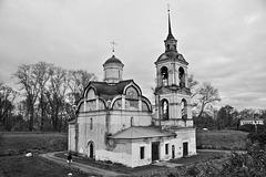 Храм Вознесения креста Господня Ростов Великий