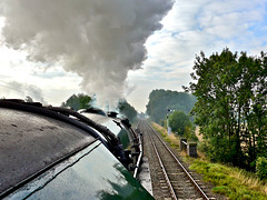 Great Central Railway Quorn Leicestershire 2nd October 2015