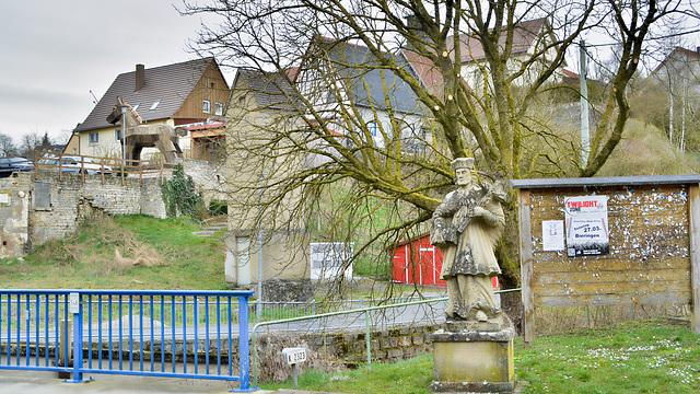 Johannes Nepomuk  in Aschhausen