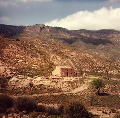 Les environs d'Águilas, Espagne (1986)