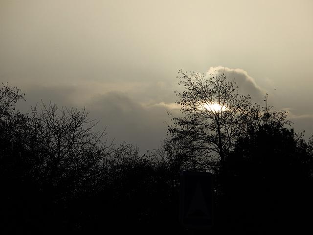 16 h 47 .... le soleil est fatigué